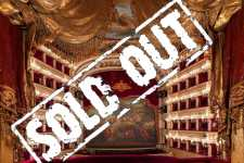 Opera House Sold Out Teatro Di San Carl In Naples Italy